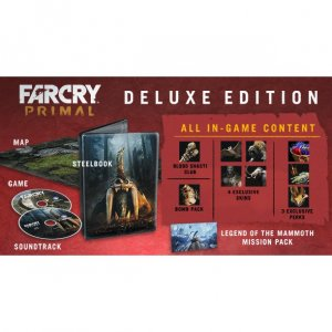 Far Cry Primal (Deluxe Edition)