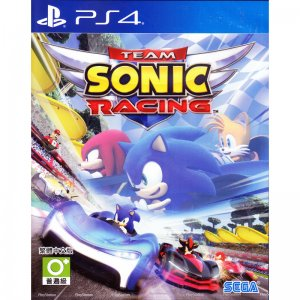 Team Sonic Racing (Chinese & English...