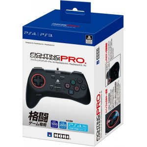 Fighting Commander Pro for Playstation 4...