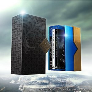 Film Collections Box Final Fantasy XV wi...