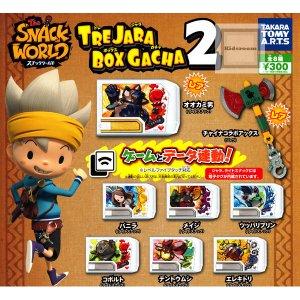 Snacks World Tre Jara Box Gacha2 Torezya...