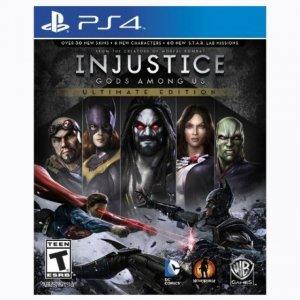 Injustice: Gods Among Us - Ultimate Edit...