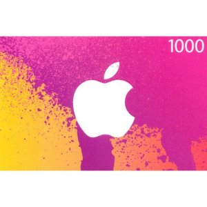 iTunes Card (1000 Yen / for Japan accoun...