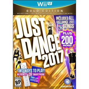 Just Dance 2017 [Gold Edition]