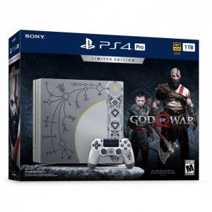 PlayStation 4 Pro 1TB HDD [God of War Li...
