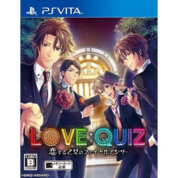 Love:Quiz Koi Suru Otome no Final Answer