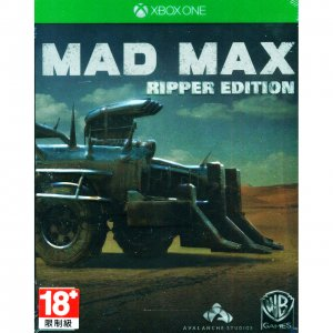 Mad Max [Steelbook Edition]