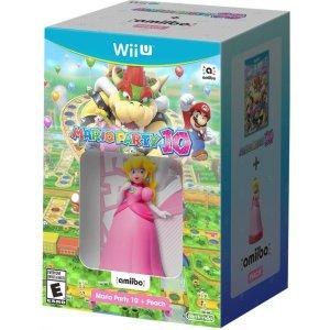Mario Party 10 (with Peach amiibo)