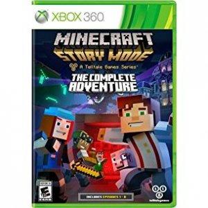 Minecraft: Story Mode - A Telltale Games...