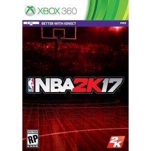 NBA 2K17 (English & Chinese Subs)