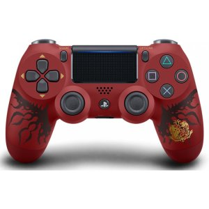 New DualShock 4 (Monster Hunter World Ed...