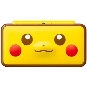 New Nintendo 2DS XL [Pikachu Edition]