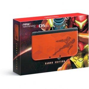 New Nintendo 3DS LL [Samus Edition]