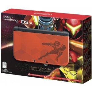 New Nintendo 3DS XL [Samus Edition]