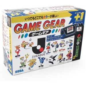 Game Gear Console - J-League GG Pro-Stri...