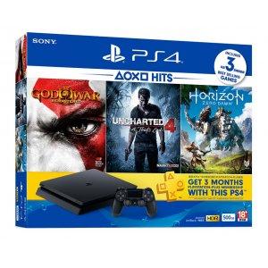 PlayStation 4 Hit Bundle