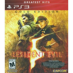 Resident Evil 5: Gold Edition (Greatest ...