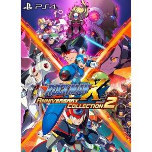 Rockman X Anniversary Collection 2