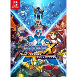 Rockman X Anniversary Collection