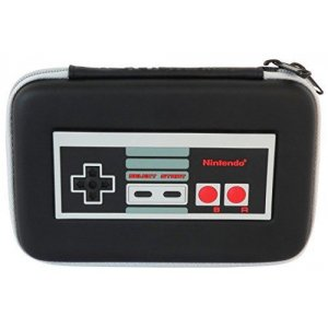 HORI Retro NES Controller Hard Pouch for...
