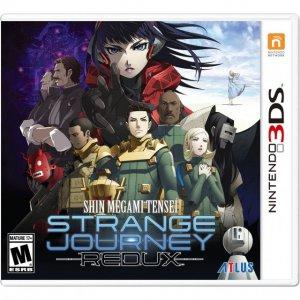 Shin Megami Tensei: Strange Journey Redu...