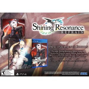 Shining Resonance Re:frain [Draconic Lau...