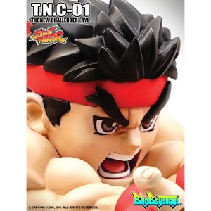 Street Fighter T.N.C. 01: Ryu