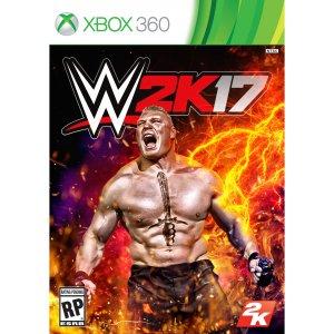 WWE 2K17 (English)
