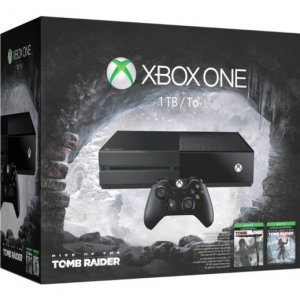 Xbox One 1TB Console System [Rise of the...