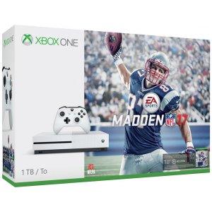 Xbox One S Madden NFL 17 Bundle (1TB Con...