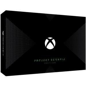Xbox One X 1TB Console [Project Scorpio ...