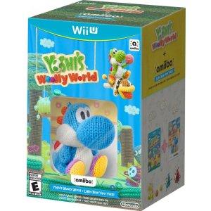 Yoshi's Woolly World with Blue Yarn Yosh...
