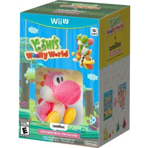Yoshi's Woolly World with Pink Yarn Yosh...